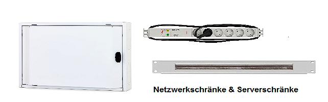 Netzwerkschränke & Serverschränke