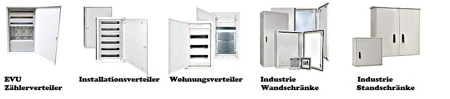 EVN Schrack Zählerkaten