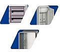 Schrack Zählerverteiler, Installationsverteiler & Wohnungsverteiler, Schaltschränke