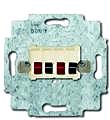Stereo-Lautsprecher-Anschlussdos