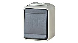 ELSO Flächenschalter - Design Aqua-Top, AP-IP44