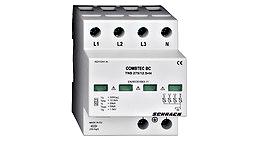 Blitzstromableiter (T1) & Überspannungsableiter (T2) für TN-C Netzsystem