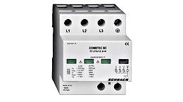 Blitzstromableiter (T1) & Überspannungsableiter (T2) für TT Netzsystem