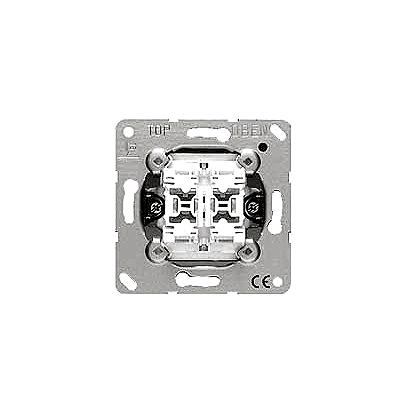 Jung 509VU Jalousie-Wippschalter Schalter 1-pol.