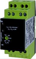 Spannungsüberwachung 3-phasig gegen N, 2 Wechsler TELE-HAASE E3YU400V02