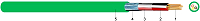 1000 m J-Y(ST)Y 2x2x0,8 grün, MSR/EIB Installationskabel XC15400109 (copy)