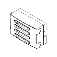 Classic Ersatz Codemodul 100CErsatz für 98087C FERMAX FPVT09621