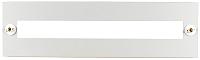 EATON BPZ-FP-800/175-45 Frontplatten Stahlblech m.45mm Geraeteausschnitt
