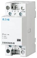 EATON Z-SCH230/40-40 Schütz 4Schl. 40A/230VAC brummfrei 3TE