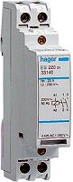Hager ESC225 Installationsschütze 25A 2S 230V