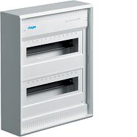 Hager VA24BN 2-Reihig APV Volta IP30 2x12PLE ,QuickConnect
