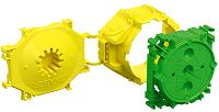 Kaiser 1255-40 Beton Gerätedose