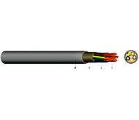 YM-J 5X6 Mantelleitung Grau  50m