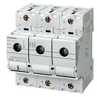 NEOZED-Sicherungslasttrennschalter D02 63A 3pol BGV A3 SIEMENS LP 5SG7133