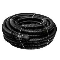 PIPELIFE CM90 Kabelschutz - Verbundrohr, biegsam, aus PE, Ø90mm  50m