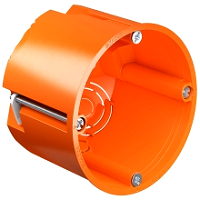 KAISER 9064-02 Hohlwand Gerätedose Verbindungsdose O-range
