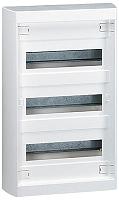 Kleinverteiler Aufputz ohne Tür 3x12+2TE B318xH505xT109mm LEGRAND 601203