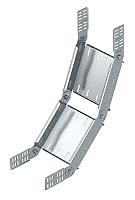 Gelenkbogen vertikal 60x300 Stahl bvz OBO BETTERMANN RGBV 630 FS