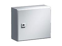 Kompaktschaltschr.,Stahlbl.,lack.,eintürig,B300xH300xT210mm RITTAL AE1033500