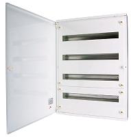 Flachverteiler AP komplett 6 Reihen EATON BF-O-6/198-A