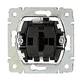 Legrand 775817 Taster-Schließer beleuchtet mit grüner Glimmlampe