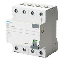 Siemens LP 5SV3346-6LA01 FI-Schutzschalter KL.G/A 4Pol. 63A Vs 30mA