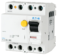 Fehlerstromschutzschalter FRCMM-40/4/01-G/A EATON FRCMM-40/4/01-G/A