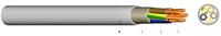 YM-JZ7X1,5 Mantelleitung Grau Eca KABEL-LEITUNGEN YM-JZ 7X1,5 GR 50m