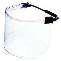 Gesichtsschutzschirm Glasklar