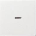 GIRA 029003 Wippe mit Kontroll-Fenster - reinweiß glänzend