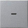 GIRA 029026 Wippe mit Kontroll-Fenster - alu