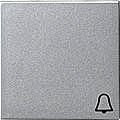 GIRA 028626 Wippe, mit Symbol Klingel -  alu