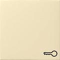 GIRA 028701 Wippe, mit Symbol Tür - cramweiß glänzend