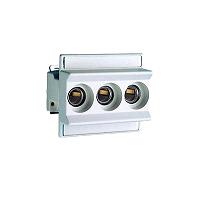 NEOZED-Sicherungssockel mit BS D02 AC230/400V 3-polig MERSEN 01731.272000
