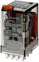Finder 55.34.8.024.0040 Miniatur-Industrierelais 4W 7A 24VAC