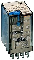 Finder 55.34.9.024.0040 Miniatur-Industrierelais 4W 7A 24VDC