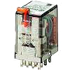 Finder 55.34.8.012.0040 Miniatur-Industrierelais 4W 7A 12VAC