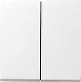 GIRA 029503 Serienwippen für Wippschalter und Taster - reinweiß