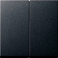 GIRA 029528 Serienwippen für Wippschalter und Taster - anthrazit