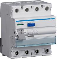Hager CDC463D FI-Schutzschalter 4P 63A 30mA