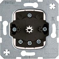 Berker 3861  3-Stufenschalter für Klimaanlage ohne 0 Stellung