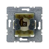 Berker 383210 Jalousie-Schlüsseltaster f. Profil-Halbzylinder 2p