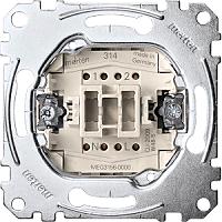 Merten MEG3156-0000 Taster-Einsatz m.N-Klemme Wechsel 1pol