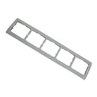 Legrand Rahmen 5-fach waagerecht 771 005