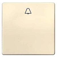 DELTA i-system Wippe mit Symbol Glocke, elektroweiß 5TG6