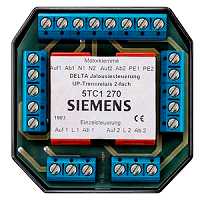Siemens 5TC1270 Delta Jalousiesteuerung UP-Trennrelais