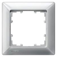 Siemens 5TG2551-3 Delta Line Rahmen 1-fach aluminiummetalic