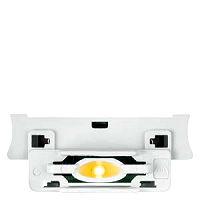 Siemens 5TG7333 Delta LED Leuchteinsatz orange 230VAC