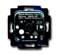Busch & Jaeger  6560 U-101 Memory-Tastdimmer® Einsatz