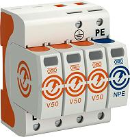 COMBICONTROLLER V50 3-POLIG+NPE 280V